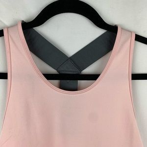 Under Armour Tops - UNDER ARMOUR Pink Sport Swing Tank